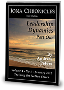 Leadership Dynamics Part One